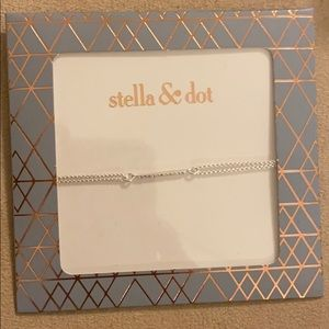 NWT Stella & Dot Wishing Bracelet